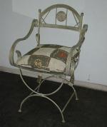 Изработка на столове от ковано желязо