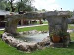 декоративни камъни и скали за аквапаркове