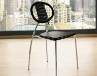 Дизайнерски стол с мрежа