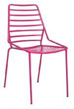 Цикламен дизайнерски стол