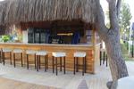 изработка на летен бар с покрив от тръстика по поръчка
