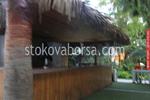 летни барове с покрив от слама по поръчка