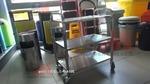 Професионални колички за сервиране  за ресторанти