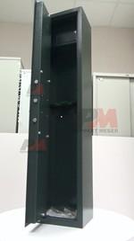 Голямо разнообразие от модели на сейфове за ловно оръжие