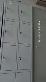 Клетъчен шкаф от метал, с различни размери