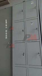 Клетъчен шкаф от метал, с различни функции
