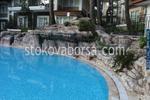 декорация на басейни чрез изкуствени скали