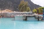 изкуствена скала за басейн по поръчка